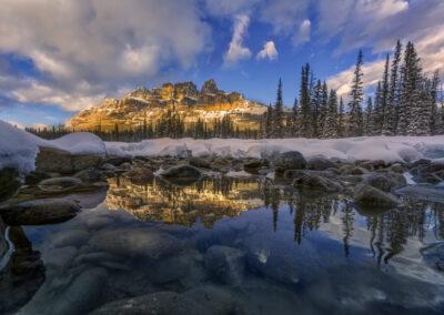 Castle Mountain_ David DesRochers